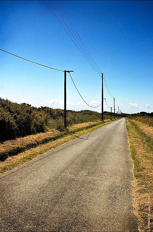 Ile de Groix, Août 2005.